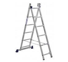 Лестница 2-секционная алюминиевая TOR VL2-6