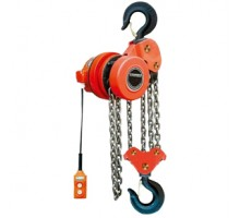 Таль электрическая цепная TOR ТЭШ (DHP) 5,0 т 12 м