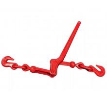 Стяжка цепная TOR тип S (талреп с рычагом), 6мм-8мм 1180кг