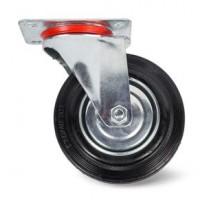 Колесо поворотное резина SC42 100мм