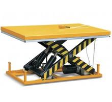 Стол подъемный стационарный TOR HW1007 г/п 1000кг, подъем 240-1300мм