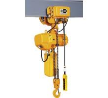 Таль электрическая цепная TOR ТЭЦП (HHBD7.5-03T) 7,5 т 12 м