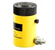 Домкрат гидравлический TOR HHYG-50100LS (ДГ50П100Г), 50т с фиксирующей гайкой
