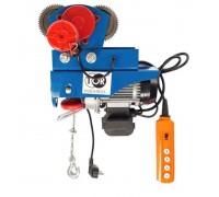 Таль электрическая с тележкой TOR PA-125/250 20/10M (N)