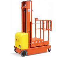 Сборщик заказов самоходный 300 кг 4,5 м TOR GOPZ4503 (трехрамочный)