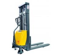 Штабелер гидравлический с электроподъемом XILIN CDD15B-E (1500 кг - 3 м)