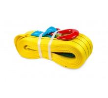 Буксир текстильный ленточный TOR БТЛ 13,5 т 4,0 м (петля-петля)