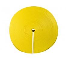 Лента текстильная TOR 5:1 75 мм 9750 кг (желтый)