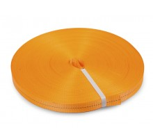 Лента текстильная для ремней TOR  50 мм 4500 кг (оранжевый)