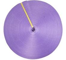 Лента текстильная TOR 7:1 30 мм 4500кг (фиолетовый)