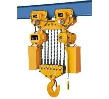 Таль электрическая цепная TOR ТЭЦП (HHBD10-04T) 10,0 т 12 м