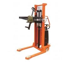 Штабелер-бочкокантователь TOR CDT (350 кг - 2,5 т) с электроподъемом